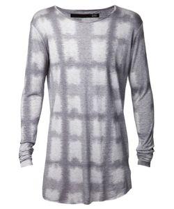 ODD. | Рубашка С Квадратным Принтом