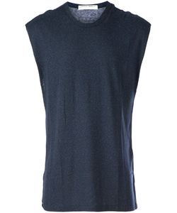 TILLMANN LAUTERBACH | Wool And Silk Blend Loose Vest Top From Featuring A Round Neck And A Sleeveless Design