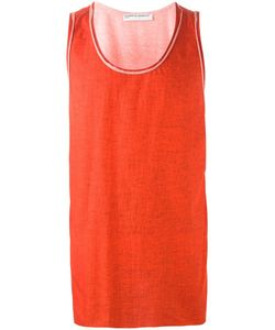 TILLMANN LAUTERBACH | Cotton Tiepoloo Tank From