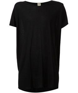 JAN JAN VAN ESSCHE | Linen Oversized T-Shirt From