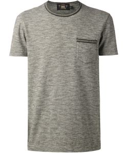 RRL | Marled Cotton Chest Pocket T-Shirt From