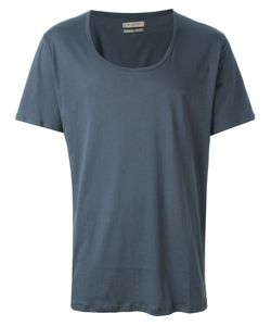 LOCAL FIRM | Navy Cotton Dev T-Shirt From