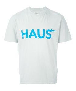 HAUS | Cotton Logo Print T-Shirt From