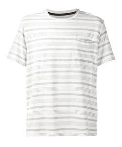 OVADIA & SONS | And Cotton Blend Striped T-Shirt From