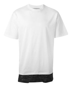 CASELY-HAYFORD | And Cotton Contrasting Hem T-Shirt From