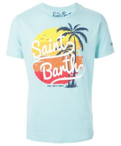MC2 | Cotton Saint Barth Print T-Shirt From