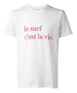 CUISSE DE GRENOUILLE | And Cotton Le Surf Cest La Vie T-Shirt From