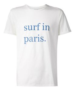 CUISSE DE GRENOUILLE | And Cotton Surf In Paris T-Shirt From