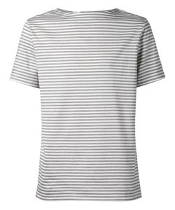 N. Hoolywood | And Cotton Striped T-Shirt From N