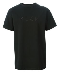 KLAR | Logo Embroidered T-Shirt