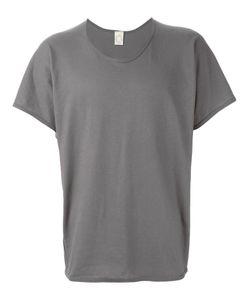 JAN JAN VAN ESSCHE | Dust Cotton Round Neck T-Shirt From