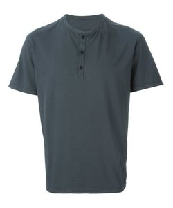 HAUS | Cotton X Ggdb Henley T-Shirt From