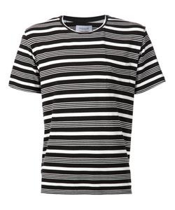 OVADIA & SONS | And Cotton Striped T-Shirt From