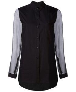 Damir Doma | Рубашка С Прозрачными Рукавами