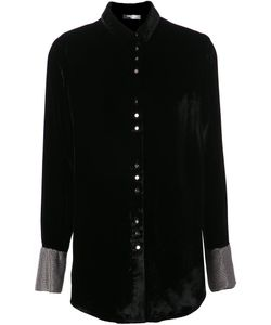 Aurelie Demel | Magny Shirt From Featuring A Classic Collar A Front Button Fastening And Long Sleeves