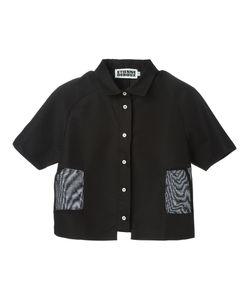 ETIENNE DEROEUX   Укороченная Рубашка