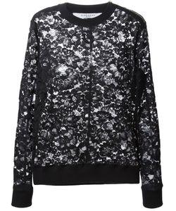 Givenchy | Кружевной Свитер С Цветочным Узором