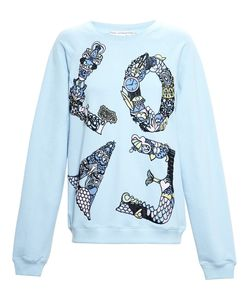 Mary Katrantzou | Love Embroidered Sweatshirt
