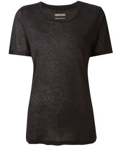 LOCAL FIRM | Silk Blend Pitch T-Shirt From