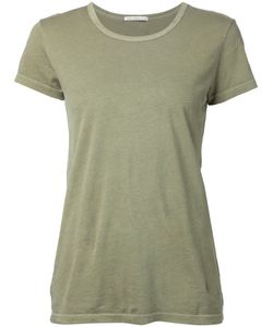 Alexa Chung for AG | Cotton Round Neck T-Shirt From