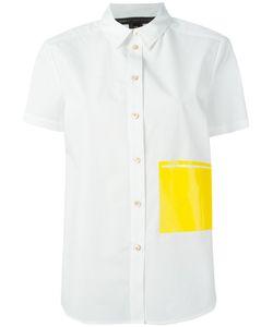 Marc by Marc Jacobs | Рубашка С Контрастным Квадратом