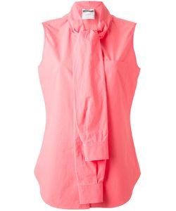 Moschino | Блузка С Завязанными Декоративными Рукавами
