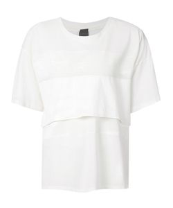 TVSCIA | Cotton Front Layer T-Shirt From