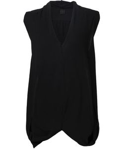 TVSCIA | Side Open Draped Top