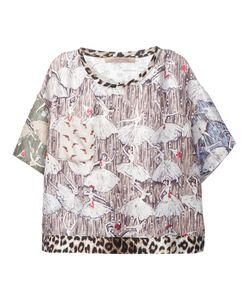 LA PRESTIC OUISTON | Silk Printed T-Shirt From