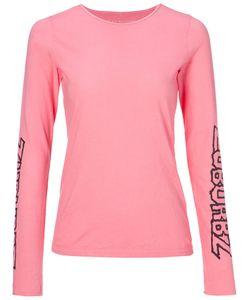 ASHLEY WILLIAMS | Cotton Zuburbz Long Sleeve T-Shirt From