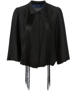 Sharon Wauchob | Fringed Orient Shirt