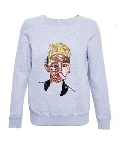 Ashish | Sequinned Popstar Sweatshirt