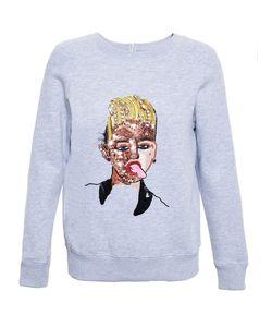 Ashish | Sequinned Popstar Sweatshirt