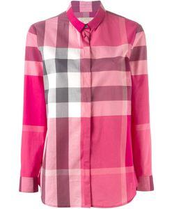 Burberry Brit   Рубашка В Клетку