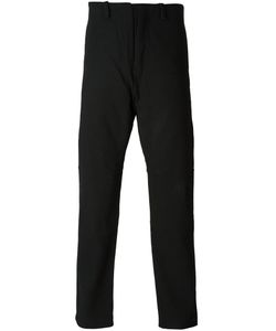 Lumen Et Umbra | Ash Wool Straight Leg Trousers From