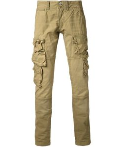 PRPS Goods & Co | Army Cotton Combat Trousers From Prps Goods And Co