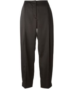Cedric Charlier | Wide Leg Cropped Trousers