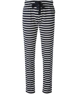 Petit Bateau | And Cotton Striped Track Pants From