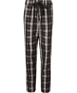 VITORINO CAMPOS | Checked Straight Trousers