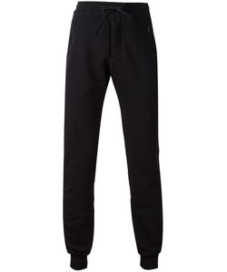 TIMO WEILAND | Cotton Ribbed Cuffs Track Trousers From