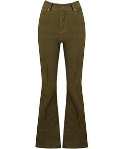 AMAPO | High Waist Flared Trousers