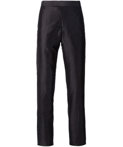 OVADIA & SONS | Silk Tailored Trousers From