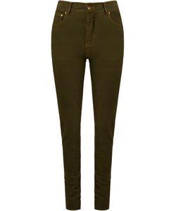 AMAPO | High Waist Skinny Trousers