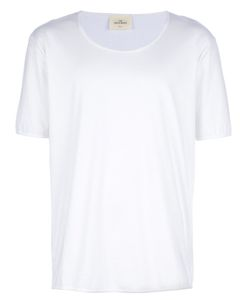 THE WHITE BRIEFS | Cotton T-Shirt From Featuring A Round Neck And Short Sleeves