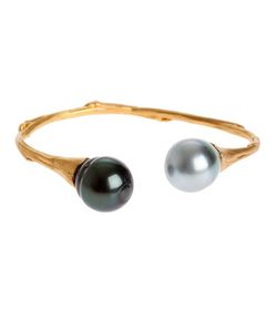 SAMIRA13 | Pearl Edges Bangle
