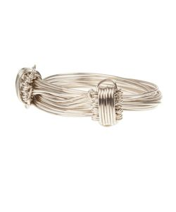 Franz Marfurt Lucerne | Wire Bracelet From Featuring A Knot Detail