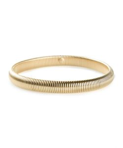 JANIS SAVITT | -Tone Metal Narrow Cobra Bracelet From Featuring A Snake Chain And A Stretch Fit