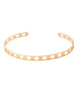 CHARLET PAR AIME | Thin Damier Bangle