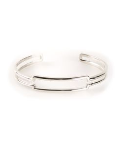 JVDF | Sterling Open Id Bracelet From Featuring An Open Id Detail