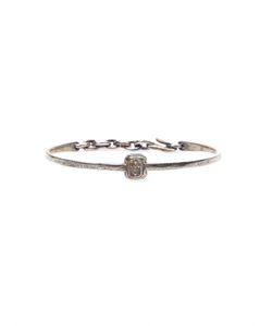 TOBIAS WISTISEN | Skinny Cross Stamp Bangle